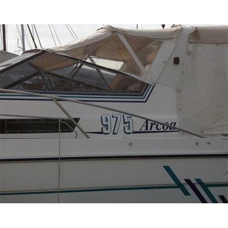 Sticker ARCOA 975 adhésif pour bateau