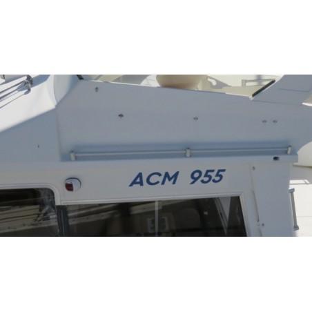 Sticker ACM 955 logo