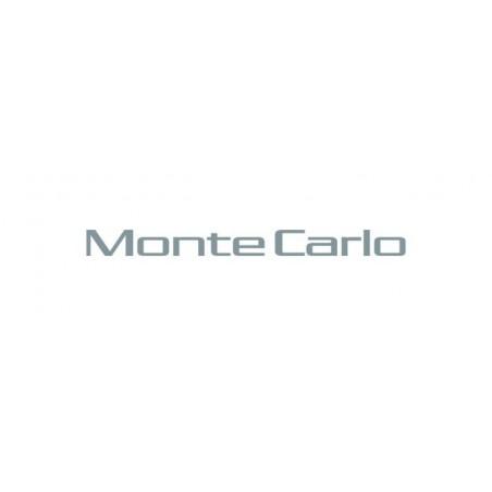 Sticker Monte Carlo Bénéteau en relief