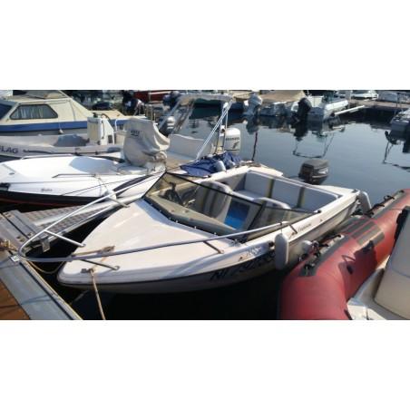 Pare-brise Rocca Junior en plexiglass pour bateau