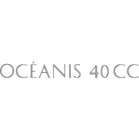 Sticker Océanis 40CC Bénéteau