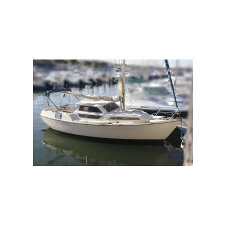 Pack complet Evasion 22 en plexiglass pour bateau