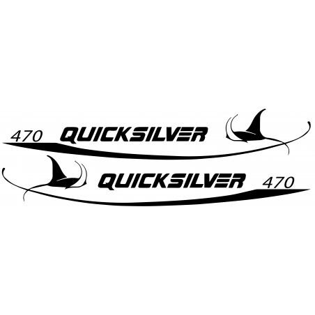 Logo Quicksilver 470