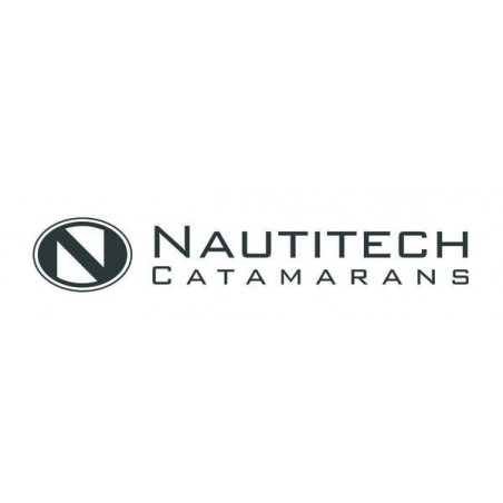 Sticker logo Nautitech