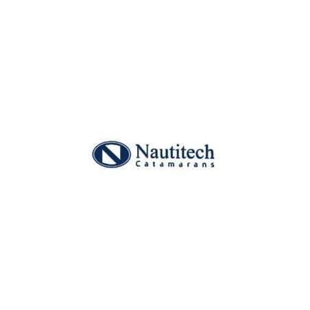 Sticker Logo Nautitech 2