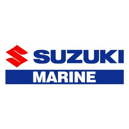 Sticker logo Suzuki