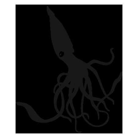 Sticker Calamar