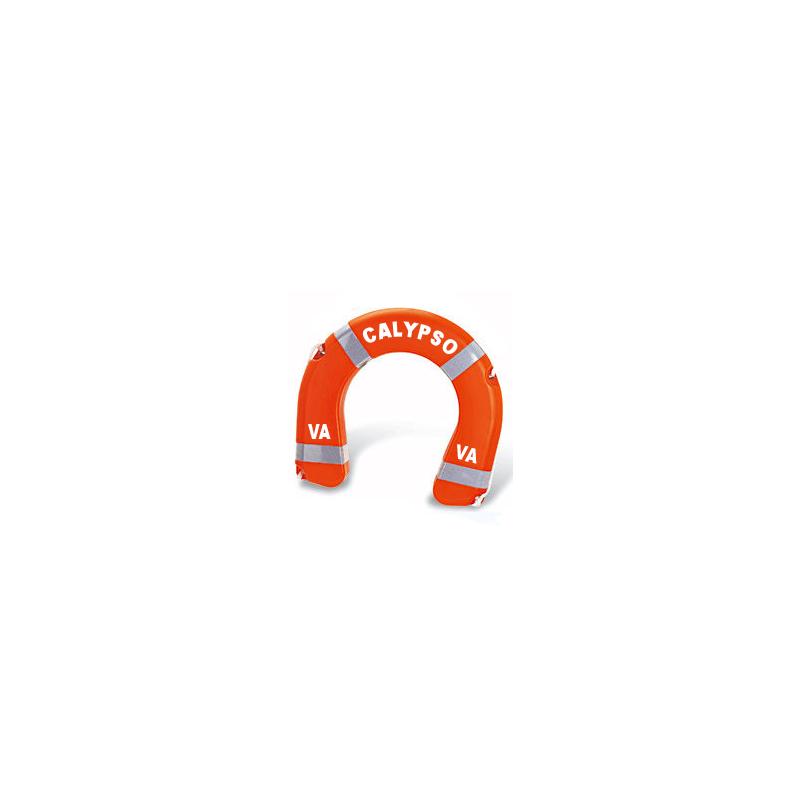 Nom de bateau pour bouée rigide fer à cheval en adhésif