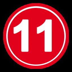 Stickers pour Régates Courses et Numéros