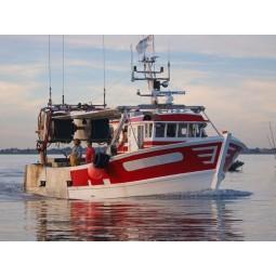 Portholes for Professional Fishing Boat