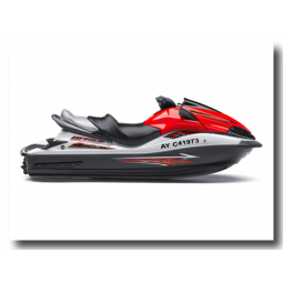 registro para moto de agua.
