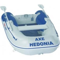 Mandatory adhesive registration for dinghy