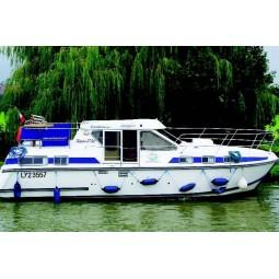 Registro de buques en aguas interiores
