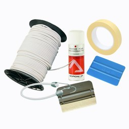 Accessories for the installation or decoration of your boat