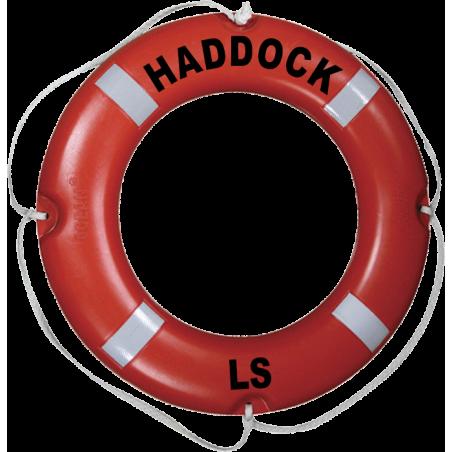 Nom de bateau sur votre bouée ronde