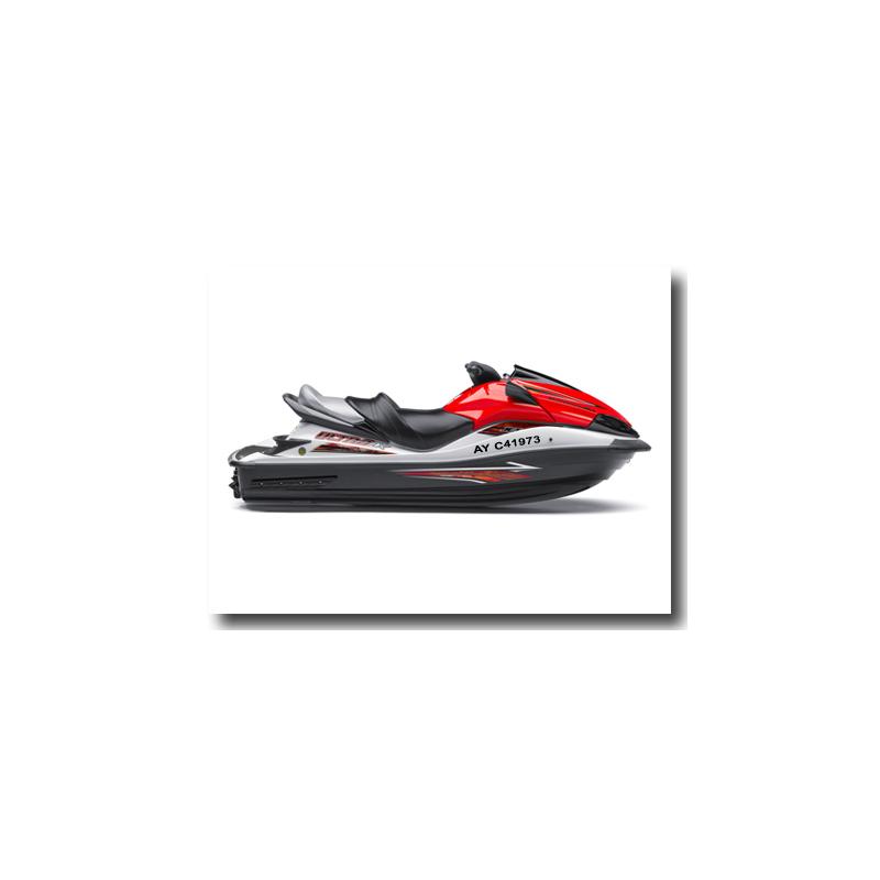 Immatriculation de votre  jet ski