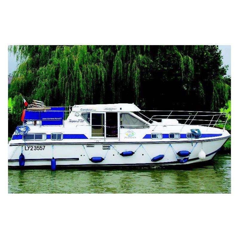 Immatriculation des bateaux en eaux intérieures