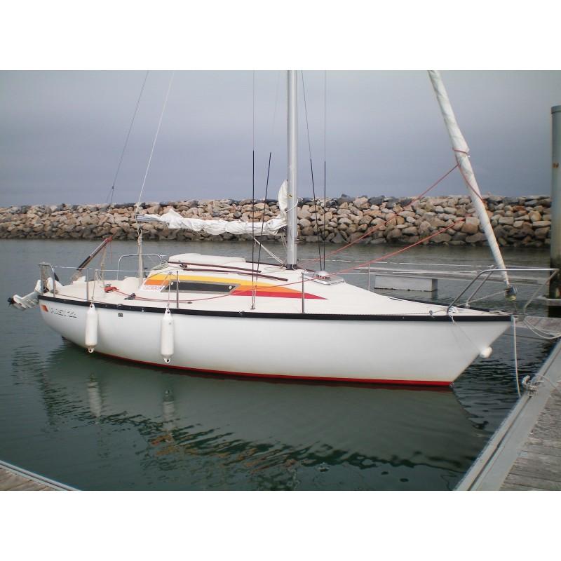 First 22 (modèle années 80) hublot