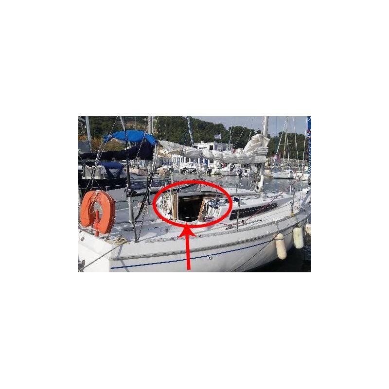 Gib Sea 28  Porte de descente